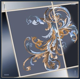 Armine 2020 Summer Satin Silk Scarf 8327-37