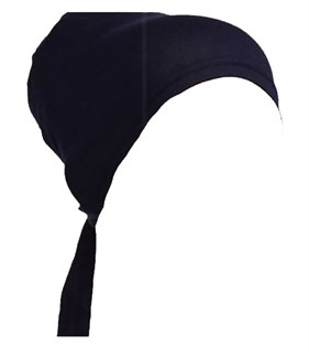 Navy Blue Penye Bonnet