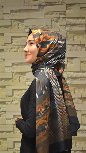 Ladure Silk Shawl 7545