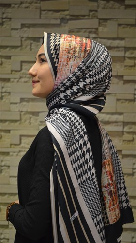 Ladure Silk Shawl 7546