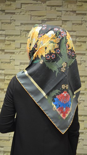 Silk Home Sport Scarf 7601